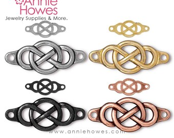 Infinity Link Celtic Bracelet Connector.