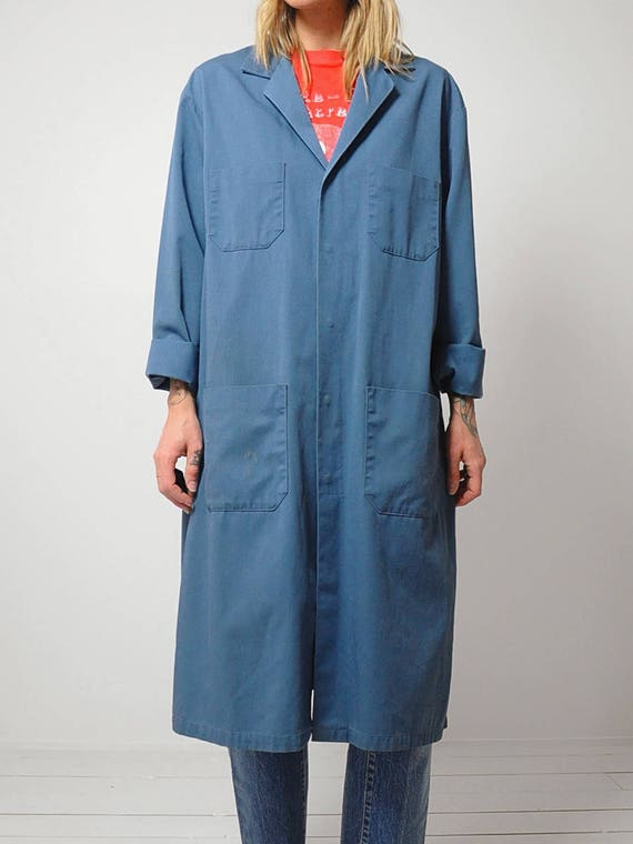 Chore Lab Oversized Coat Oversized Lab YHqTwtpO