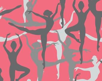 Ballet Fleece Blanket - Dance Fleece Blanket- Dancer fleece Blanket