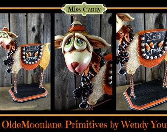 Miss Candy Sheep Finished Item