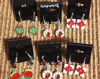 Holiday Earrings