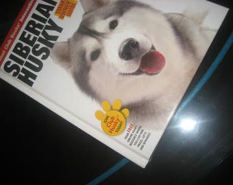 Siberian Husky Hardcover by Kennel Club Books