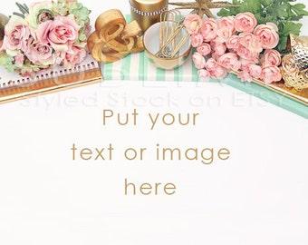 Styled Stock Photography / Styled Desktop / Product Styling / Digital Background / Styled Photography / JPEG Digital Image / StockStyle-483