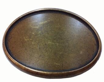 Western Oval Belt Buckle - Gift Idea - Belt Buckles for Men or women -  SALE