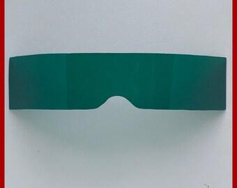 Stormtrooper Iron Motion Helmet 501st or Shepperton green lense helmet Cosplay starwars Visor
