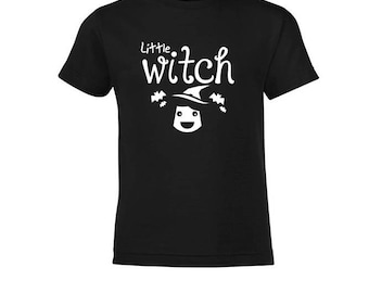 Kid's T-shirt - Little Witch