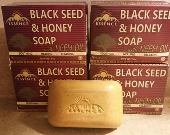 Black Seed & Honey Soap
