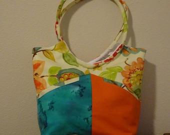 Spring Flowers Bella Bag