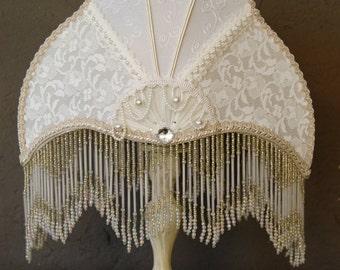Victorian lampshde AURORE