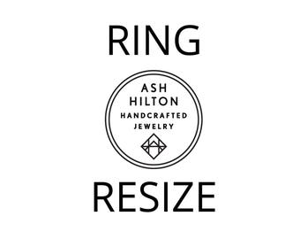 Second Ring Resize