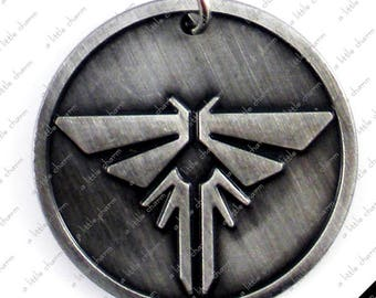 The Last of Us Necklace / Key Chain