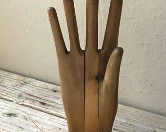 Antique Glove Mold