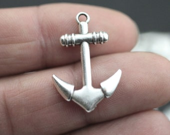 10 ANCHOR Pendant, High Quality, Handmade in Europe, zm148