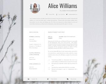 resume printable