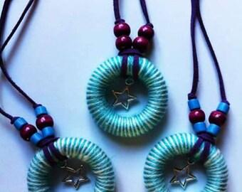 Trippy Hippy 'STAR' Necklace