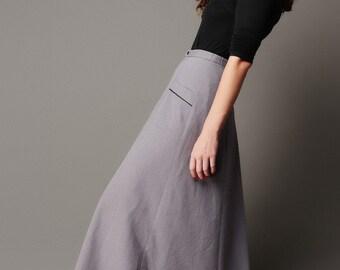 The Fumeterre skirt Deer and Doe paper Dressmaking pattern.