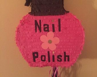 Nail Polish Pinata