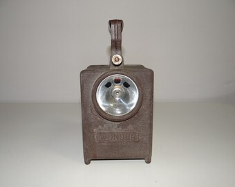 Railroad Lamp from France