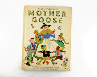 The Giant Golden Mother Goose 1971