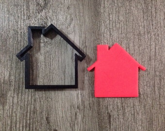 House/For Sale Sign/Key-Real Estate Cookie Cutter