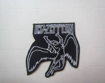 Led Zeppelin – Rock Band -  Iron on Patch