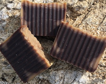 Rose Baby Goat Milk - Handmade Cold Processed Soap