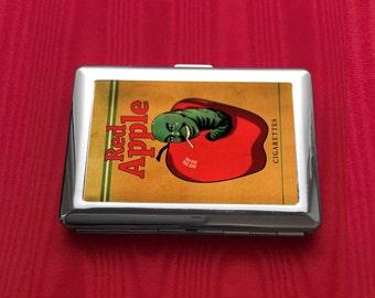 Red Apple Cigarette Case. Pulp Fiction cigarette case