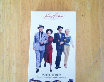 Guys and Dolls (VHS, 1991)