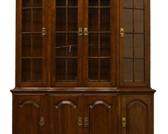 PENNSYLVANIA HOUSE Independence Hall 62 Breakfront China Cabinet
