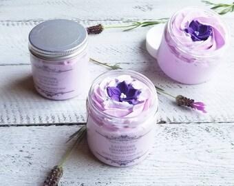 Lavender Chamomile Sugar Scrub Soap
