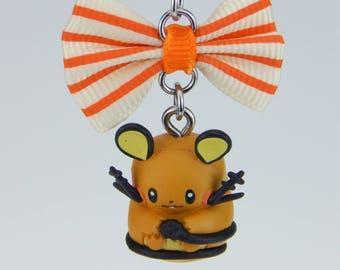 Pokemon デデンネ Necklace