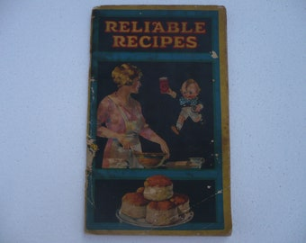 Calumet Baking Powder , Reliable Recipes