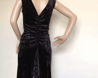 Argentine tango dress in small-medium size