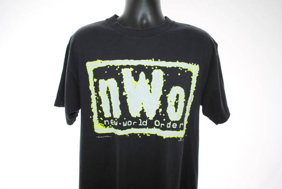 1996 Diamond Dallas Page Vintage Self Hi Five Classic WCW DDP Pop Culture Sports Entertainment World Championship Wrestling Promo T-Shirt xdogs