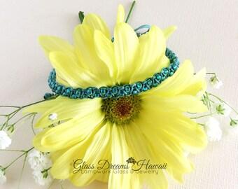 Boho Stack Bracelet, Beaded Macrame Bracelet, Friendship Bracelet, Bollywood Style Bracelet, Handmade Bracelet, Silver Dragonfly Charm