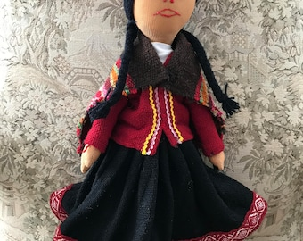 Peruvian Doll [Female]
