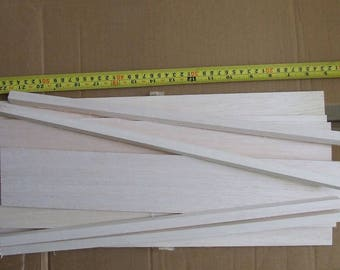 Lot of Balsa Wood (Large)