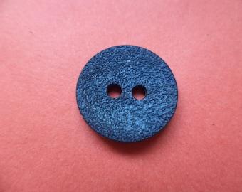12 buttons dark blue 16mm (4813) button dark blue small