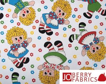 Holly's Dolls / Rag Doll Fabric