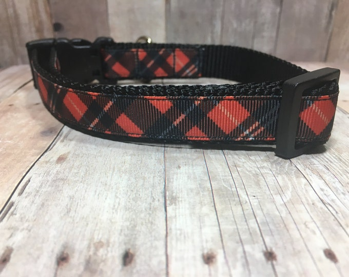 "The Oliver II | Designer 3/4"" Width Dog Collar 