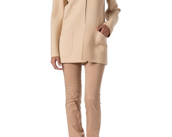 Valentino Couture 1960/70s Lightweight Wool Jacket SIZE: S, 4