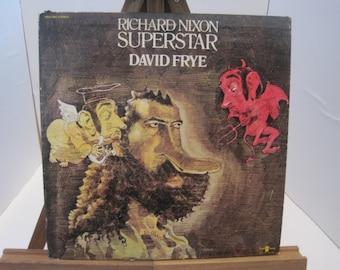 David Frye Richard Nixon Superstar