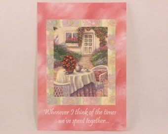 NEW! Vintage Your a Blessing by Dayspring Greeting Card and Envelope.