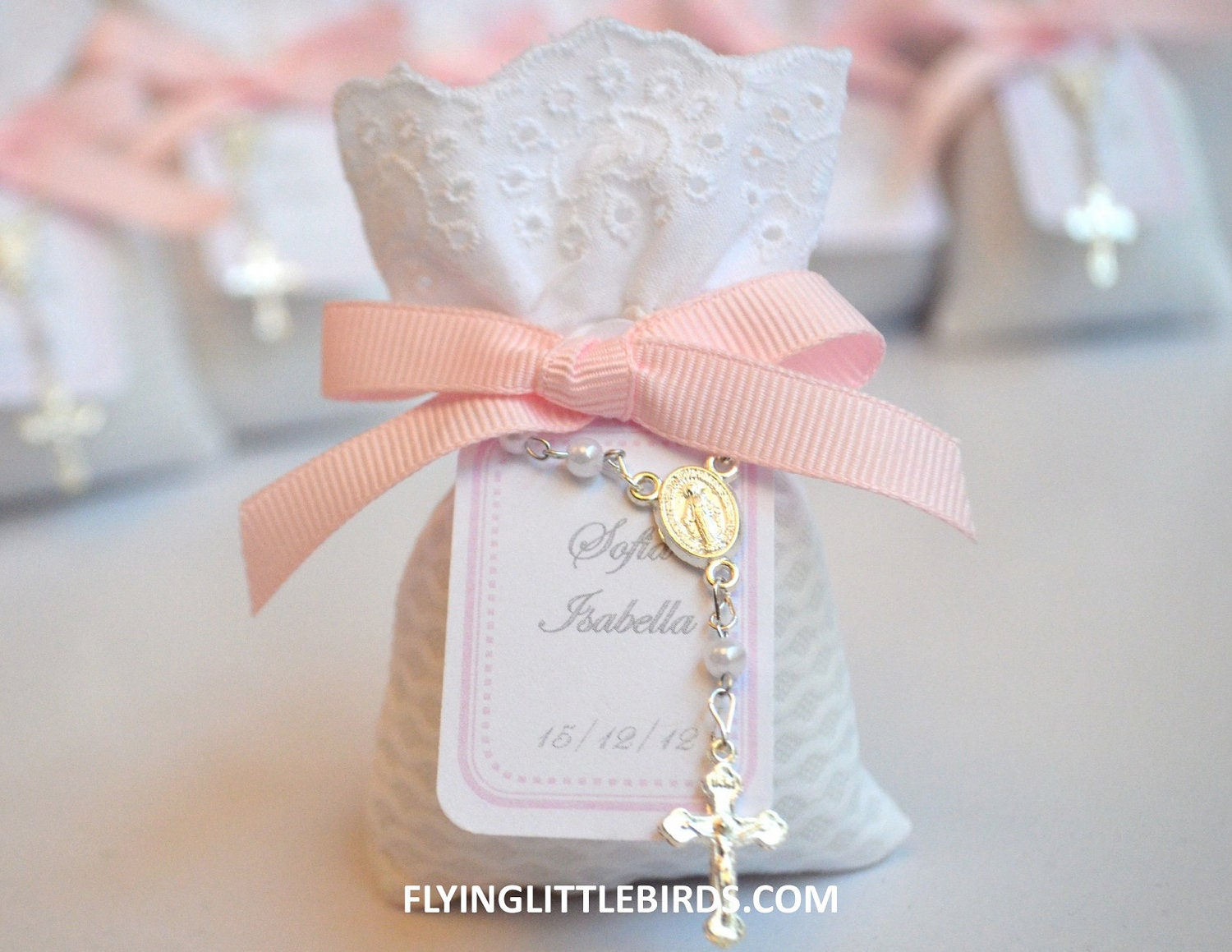 First Communion Favors Baby Girl Baptism Favors