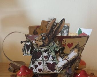 Alice In Wonderland empty Pocket