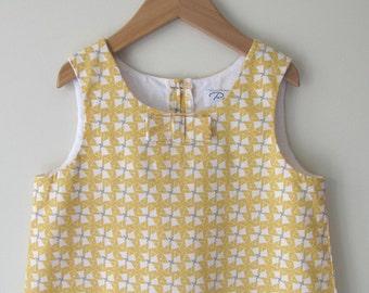 Girl's size 5 jiffy dress