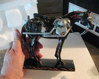 """Painted Pony, """"Motorcycle Mustang"""" 2003"""