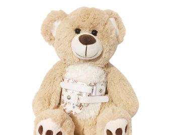 Wonderland Providence Scoliosis Brace Higgy Bear