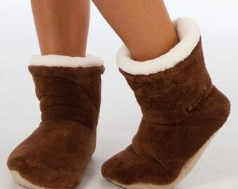 Short Booty Slippers