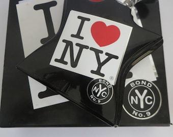 Bond no. 9 I love New York NY 100ml Eau De Parfum. rare discontinued.